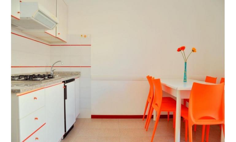 appartament BILOBA: B4/1 - coin cuisine (exemple)