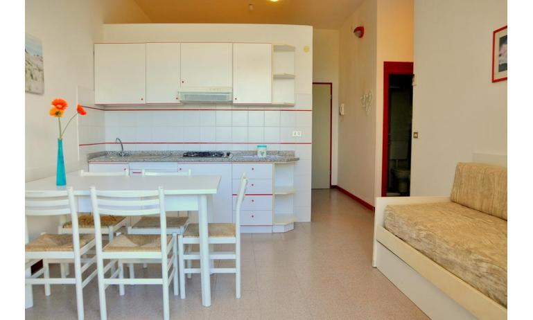 appartament BILOBA: B5/2 - coin cuisine (exemple)
