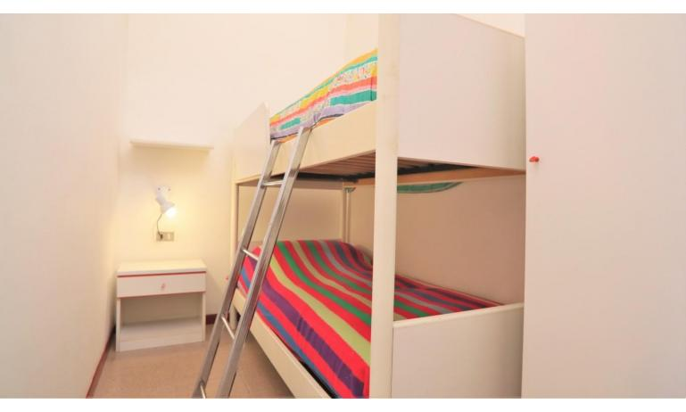appartament BILOBA: C6/1 - chambre avec lit superposé (exemple)