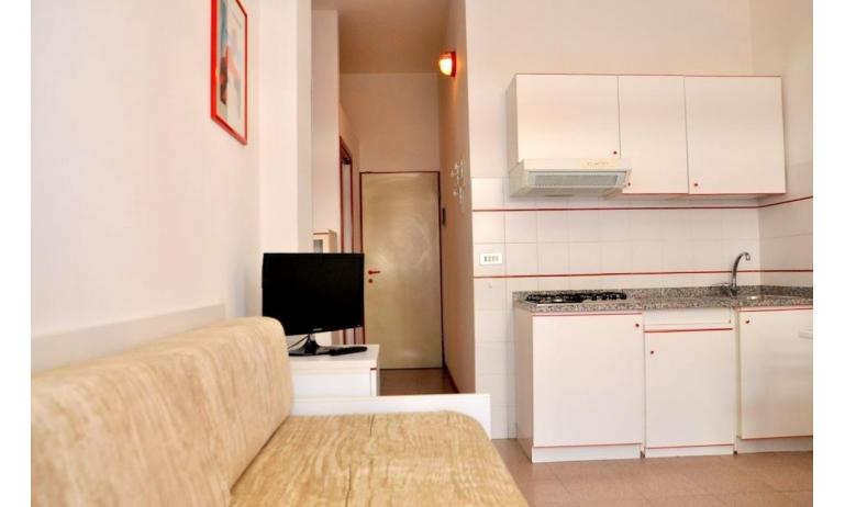 appartament BILOBA: C6/1 - coin cuisine (exemple)