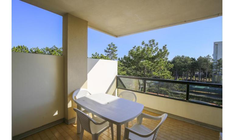 appartamenti CAMPIELLO: A4 - balcone (esempio)