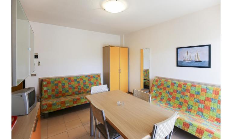 appartamenti CAMPIELLO: A4 - monovano (esempio)
