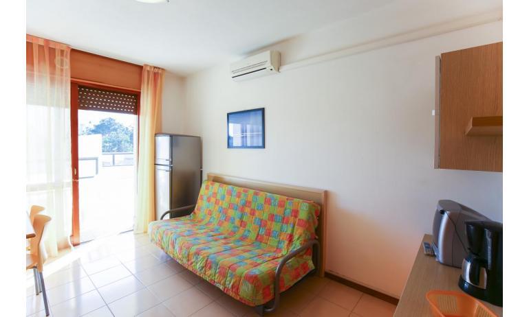 appartamenti CAMPIELLO: C6/1 - divano letto doppio (esempio)