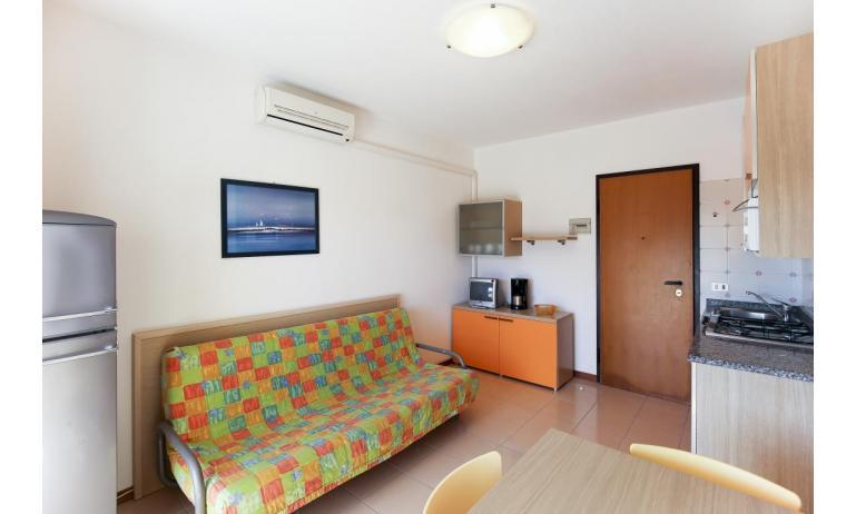 appartamenti CAMPIELLO: C6/1 - soggiorno (esempio)