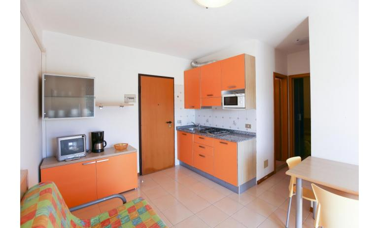 appartamenti CAMPIELLO: C6/1 - angolo cottura (esempio)