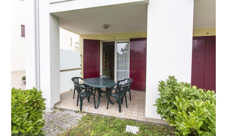 résidence CALYCANTHUS: C7 - terrasse