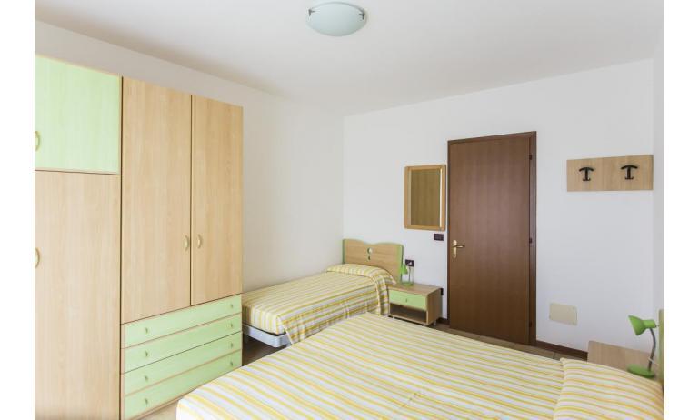 résidence CALYCANTHUS: C7 - chambre à coucher (exemple)