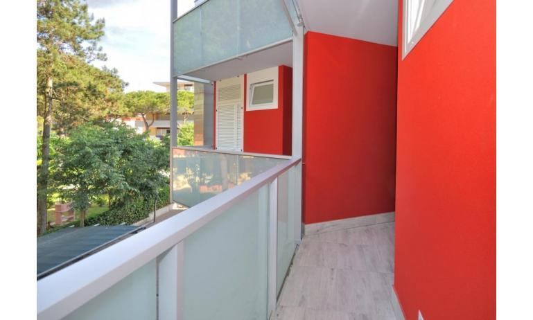 appartamenti STELLA: C6 - balcone (esempio)