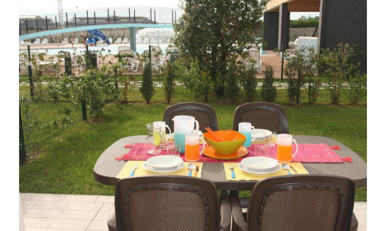 residence EVANIKE: B5 - giardino (esempio)