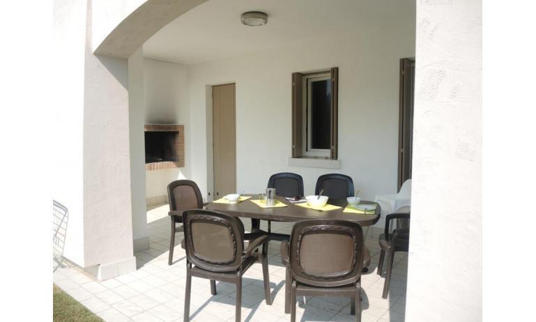 Residence EVANIKE: B5 - Terrasse