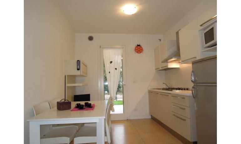 Residence EVANIKE: B5 - Kochnische (Beispiel)