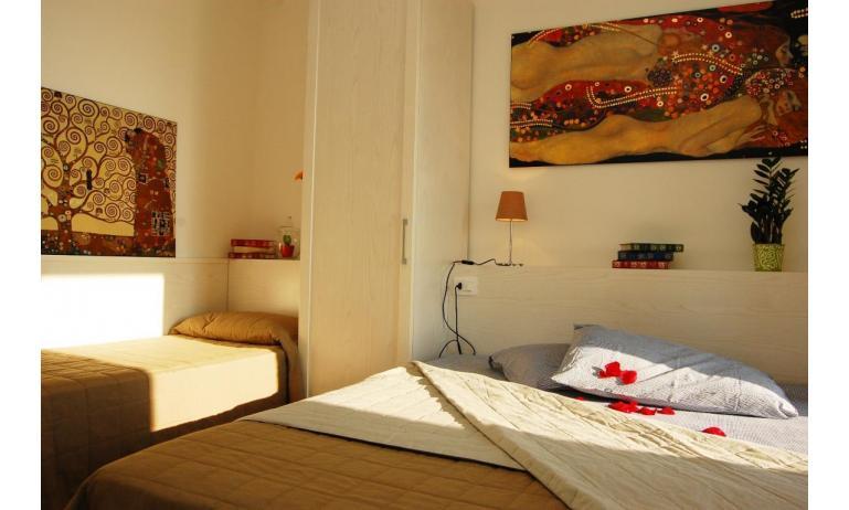 Residence EVANIKE: B5 - Dreibettzimmer (Beispiel)