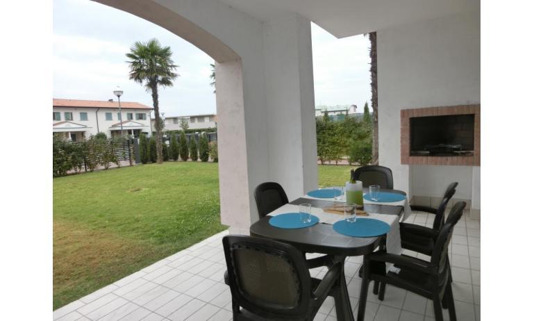 Residence EVANIKE: C6 - Terrasse