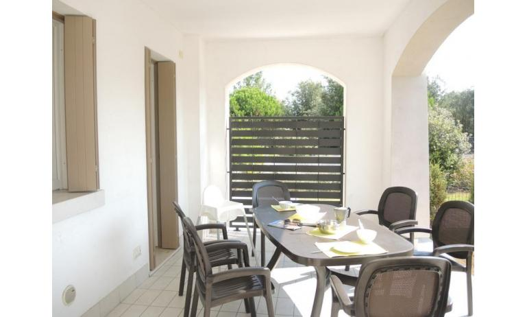 Residence EVANIKE: C6 - Veranda (Beispiel)