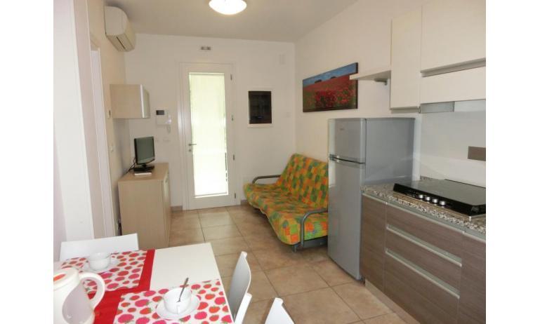 residence EVANIKE: C6 - cucina (esempio)