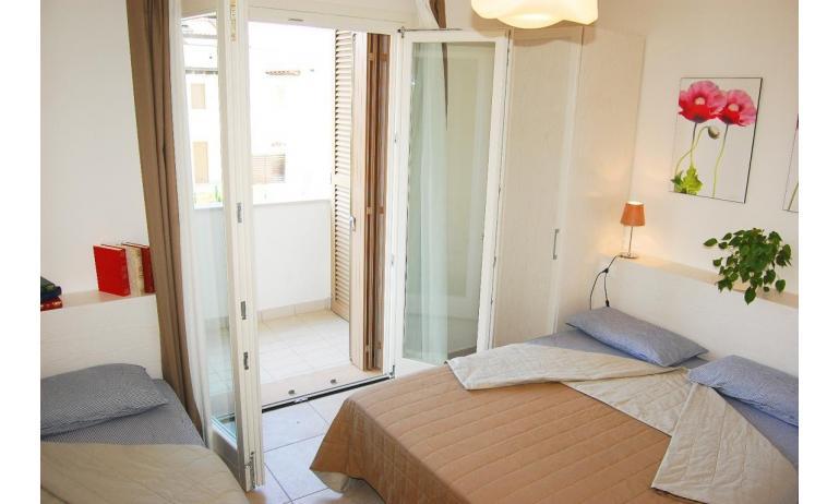 Residence EVANIKE: C6 - Dreibettzimmer (Beispiel)