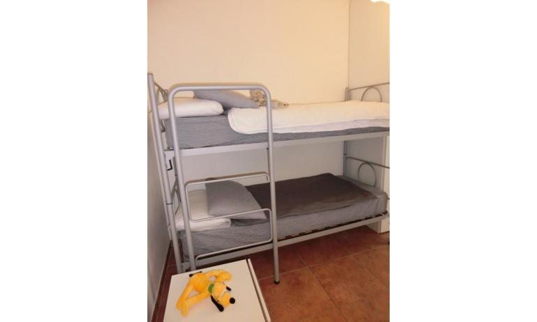 Residence EVANIKE: C6 - Schlafzimmer mit Stockbett (Beispiel)