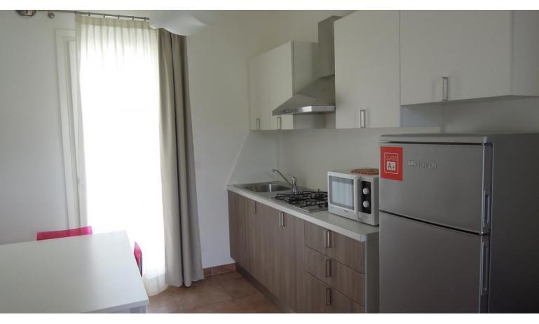 Residence EVANIKE: D8 - Kochnische (Beispiel)