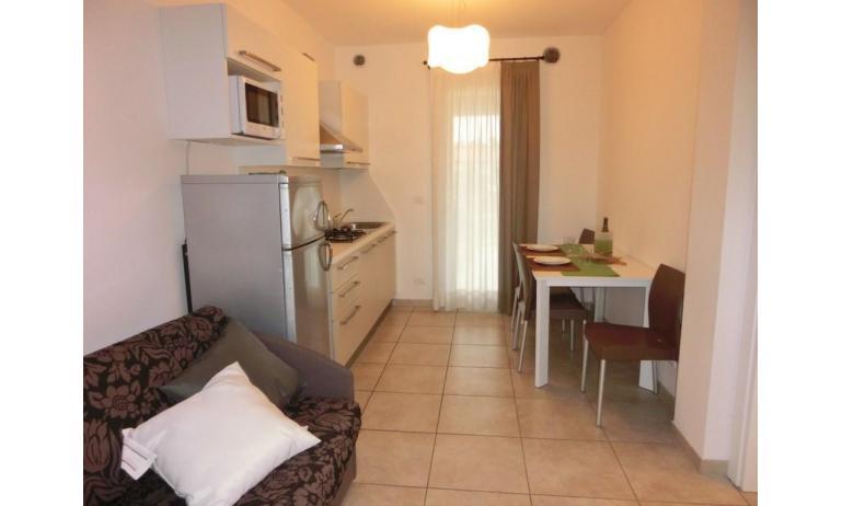 residence EVANIKE: D8 - soggiorno (esempio)