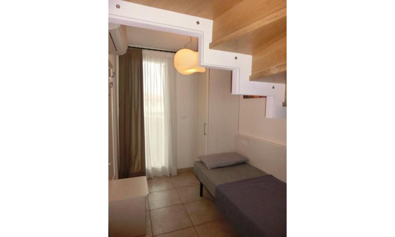residence EVANIKE: D8 - camera singola (esempio)