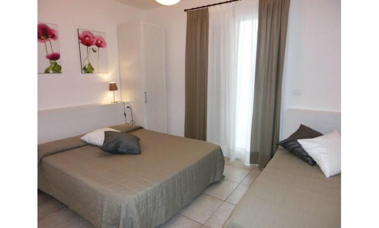 Residence EVANIKE: D8 - Dreibettzimmer (Beispiel)