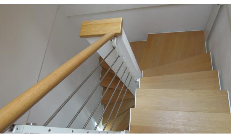 Residence EVANIKE: D8 - Innentreppe (Beispiel)