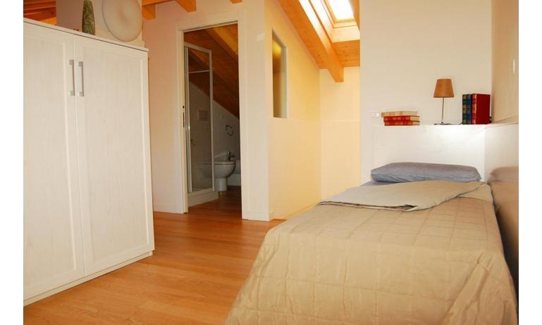 Residence EVANIKE: D8 - offener Dachboden (Beispiel)