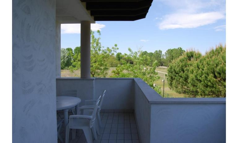 Residence EVANIKE: D8 - Balkon (Beispiel)