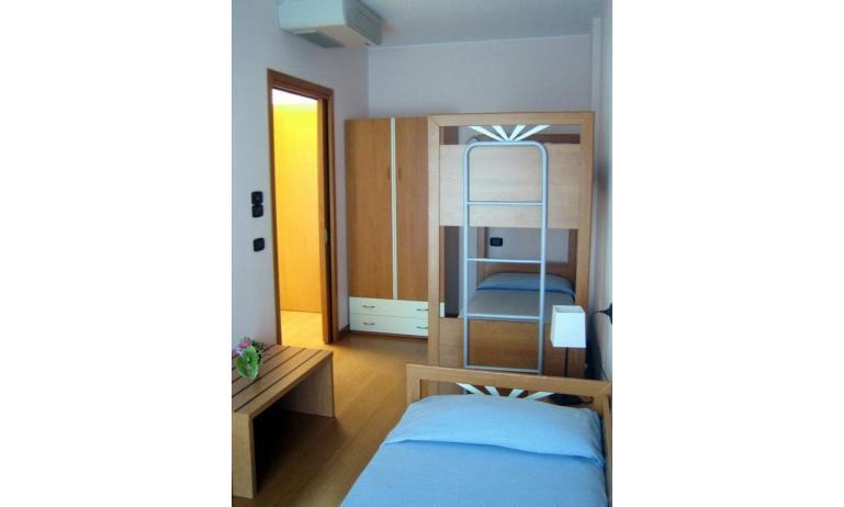 hotel ALEMAGNA: Suite - camera tripla (esempio)