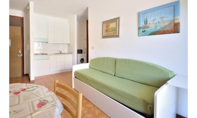 appartamenti RANIERI: B4 - angolo cottura (esempio)