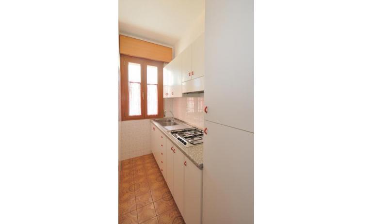 appartamenti RANIERI: B5 - angolo cottura (esempio)