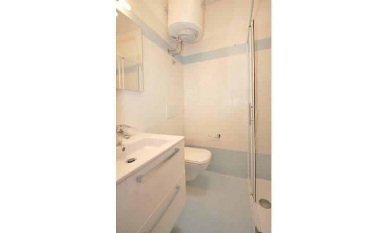 appartamenti TIEPOLO: B5 - bagno (esempio)