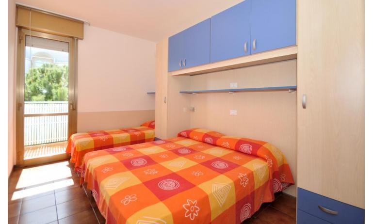 appartamenti TIEPOLO: B5 - camera tripla (esempio)