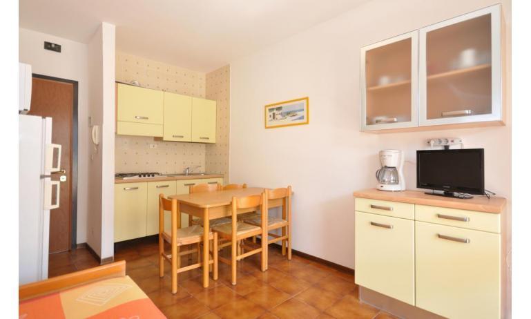 appartamenti TIEPOLO: B5 - angolo cottura (esempio)
