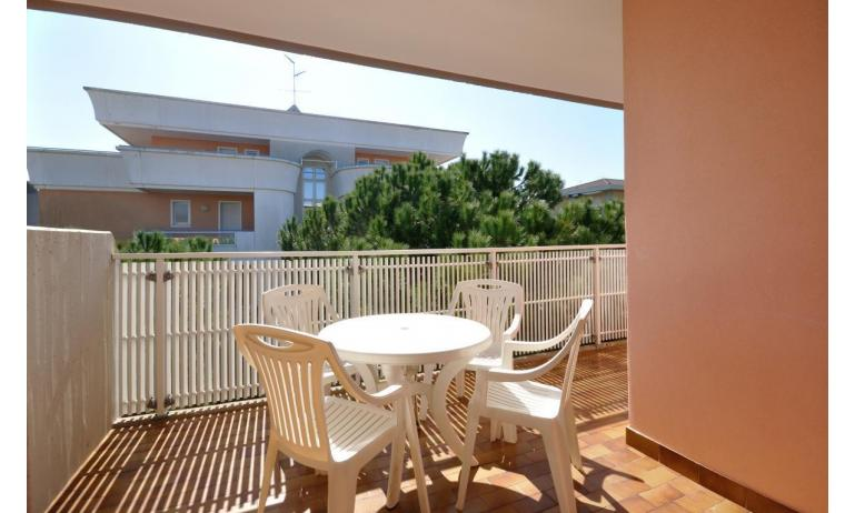 appartamenti TIEPOLO: B5 - terrazzo (esempio)