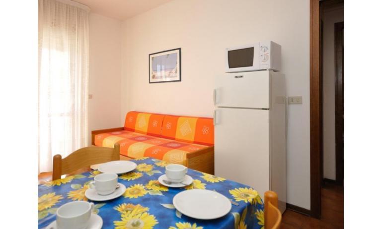 appartamenti TIEPOLO: C6 - soggiorno (esempio)