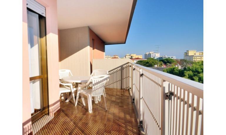 appartamenti TIEPOLO: C6 - balcone (esempio)