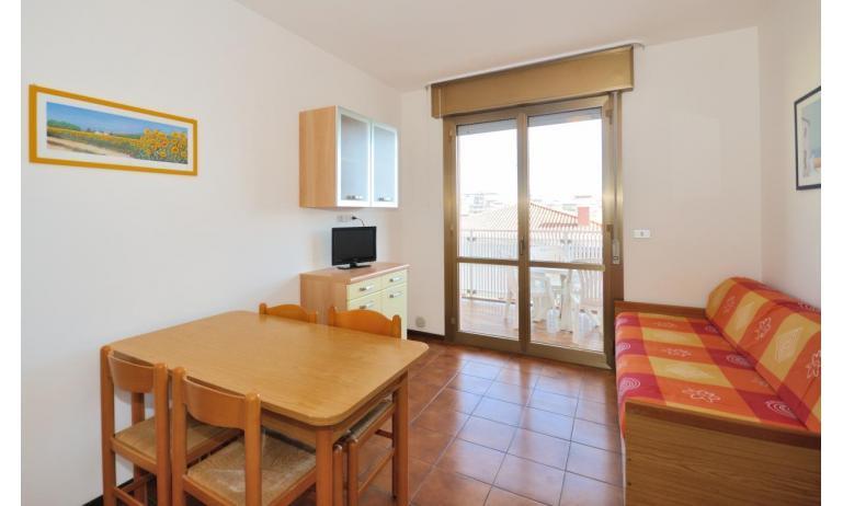 appartamenti TIEPOLO: C6 - divano letto doppio (esempio)