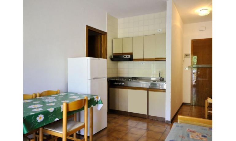 appartamenti TIZIANO: B5a - angolo cottura (esempio)