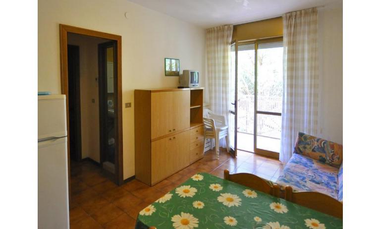 appartamenti TIZIANO: B5a - soggiorno (esempio)