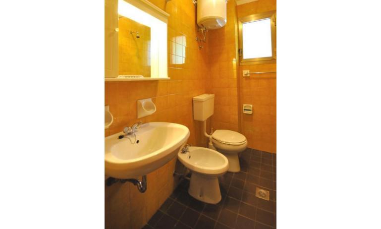 appartamenti TIZIANO: B5a - bagno (esempio)