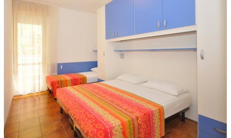 appartamenti TIZIANO: B5b - camera tripla (esempio)