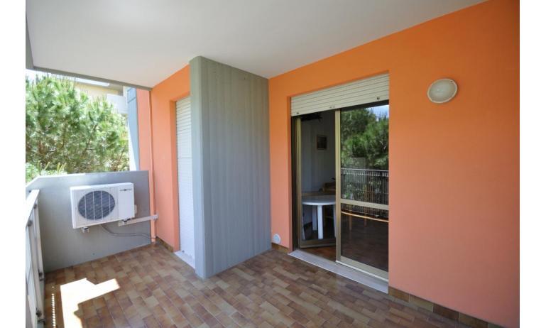 appartamenti TIZIANO: B5b - balcone (esempio)