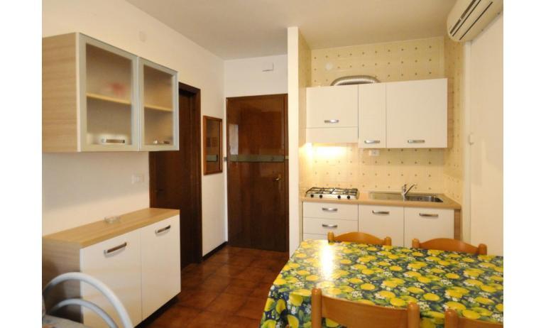 appartamenti TIZIANO: C6b - angolo cottura (esempio)