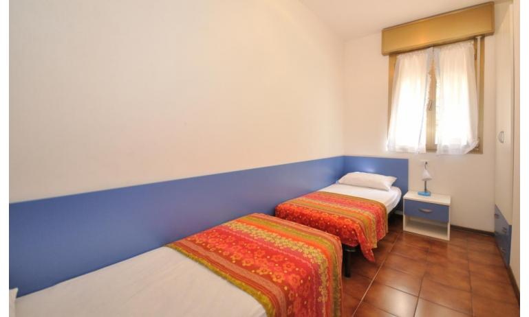 appartamenti TIZIANO: C6b - camera doppia (esempio)