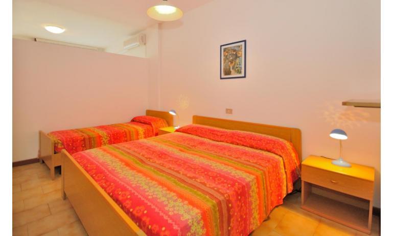 appartamenti MONACO: A5 - nicchia con letto (esempio)