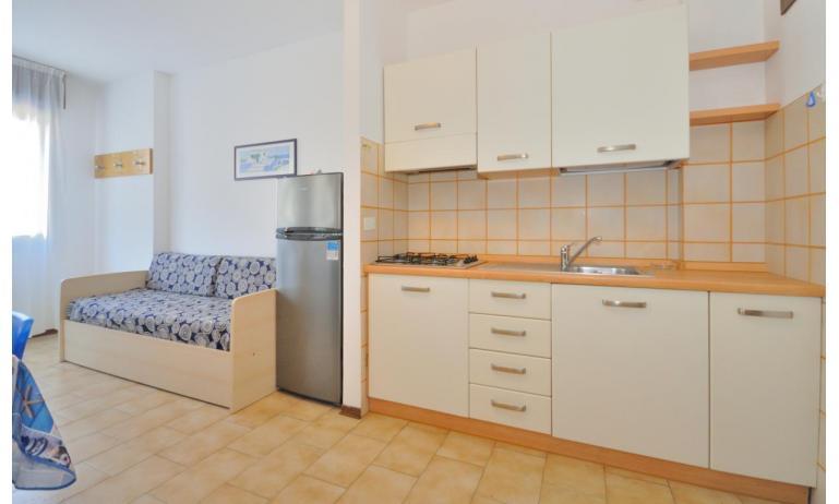 appartamenti MONACO: B5 - angolo cottura (esempio)