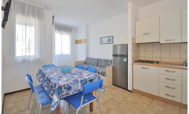 appartamenti MONACO: B5 - soggiorno (esempio)