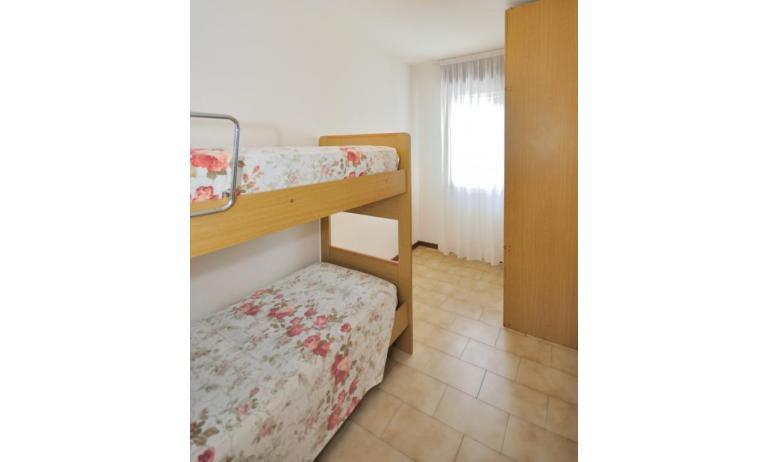 appartamenti MONACO: B7 - camera con letto a castello (esempio)