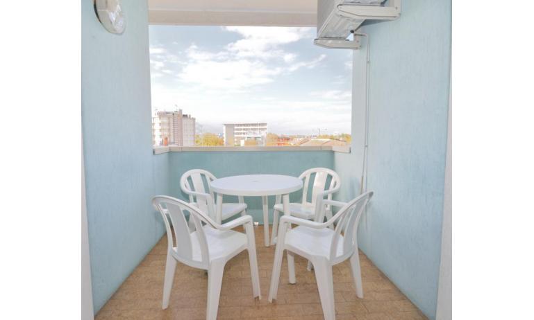 appartamenti MONACO: B7 - balcone (esempio)